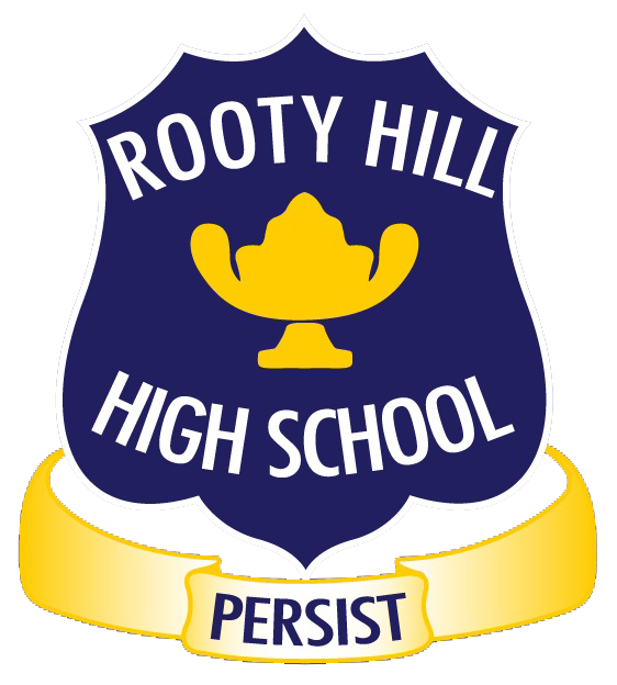 Rooty Hill High School logo